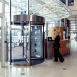 Turnstile gate systems by S-O-S Electronics in Milwaukee